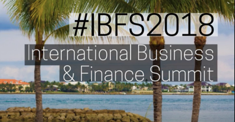 BFSB To Host Annual International Business & Finance Summit (IBFS)